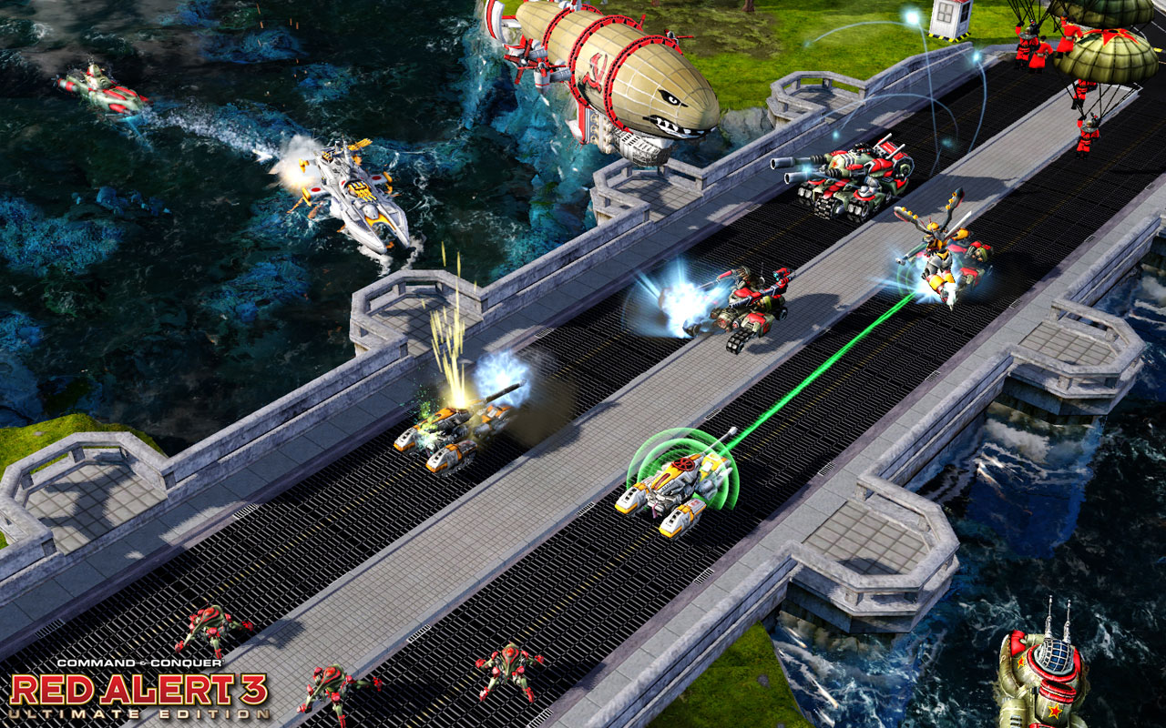 Command Conquer Ultimate Collection Trainer